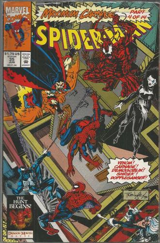 spider-man 35 - marvel - bonellihq cx72 g19