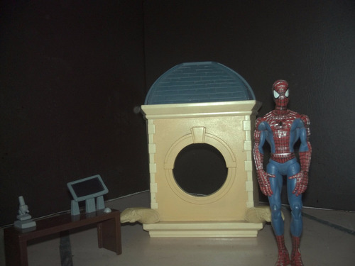 spider man action figure mtv
