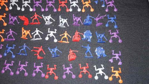 spider-man barcel lote 50 figuras originales