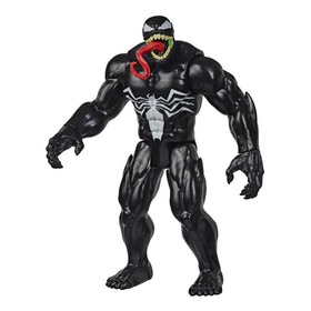 Spider Man Figura  Titan Hero  Maximum Venom  - Hasbro E8684