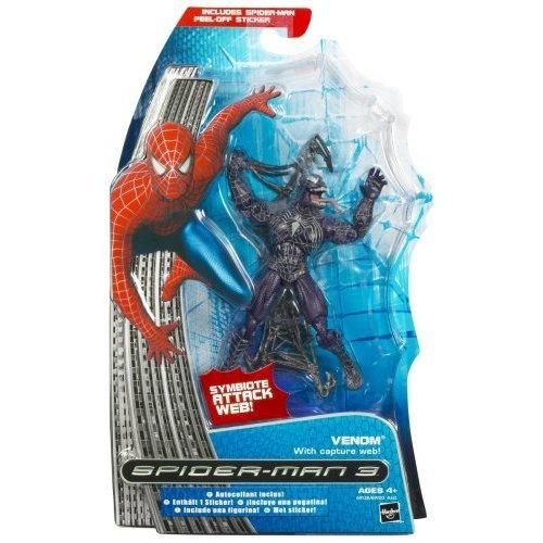 Spider Man 3 Pelicula Clasica Figura De Accion