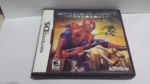 spider-man . friend or foe  para nds en gamekiosko