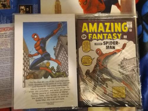 spider-man hombre araña dvd r1 gift set