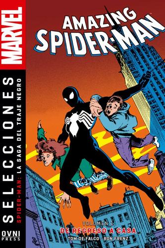 spider-man - la saga del traje negro 1 - de regreso a casa