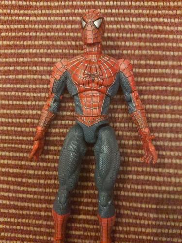 spider man movie 2002 toy biz