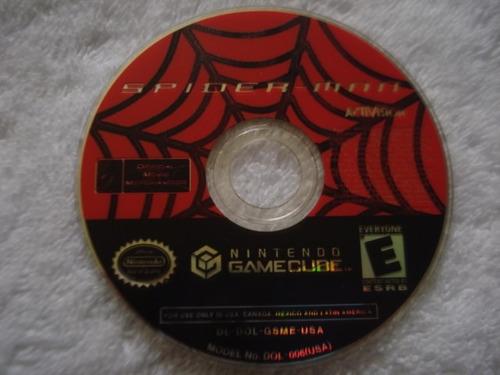 spider man nintendo gamecube y wii