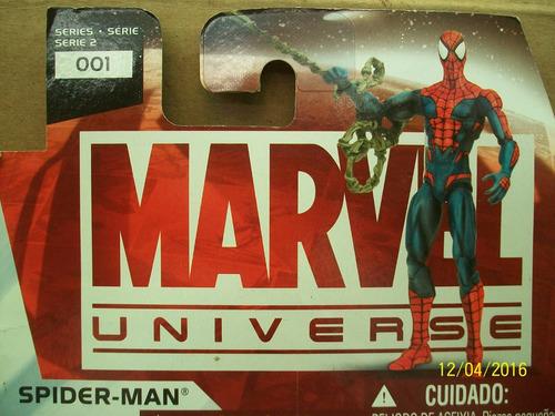 spider man no.1 marvel universe serie 2