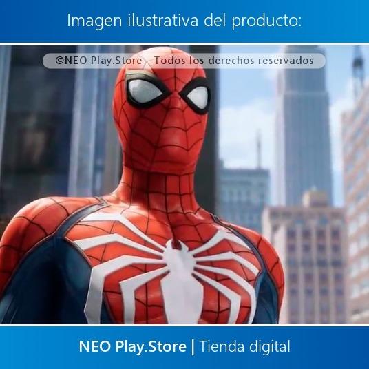 Spider Man Ps4 El Hombre Arana Juego Original Preorder 2018