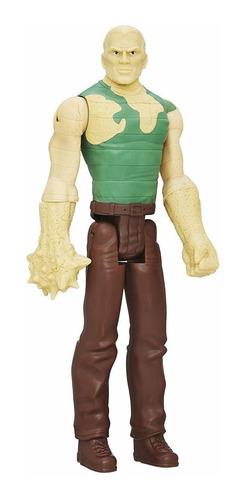 spider man sand man the sinister titan hero hasbro bigshop