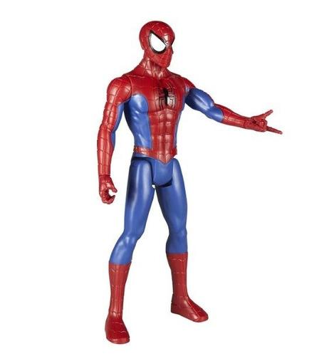 spider-man titan hero series figura de acción hasbro e0649