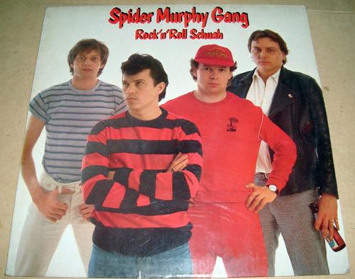 spider murphy gang rock n roll schuah vinilo lp excelente