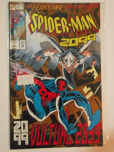spiderman 2099 n° 07 - marvel