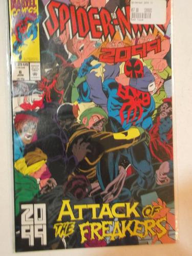 spiderman 2099 n° 09 - marvel