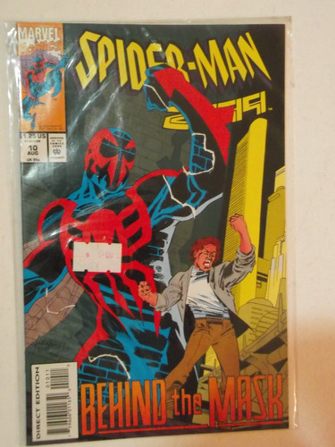 spiderman 2099 n° 10 - marvel