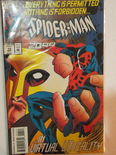 spiderman 2099 n° 13 - marvel