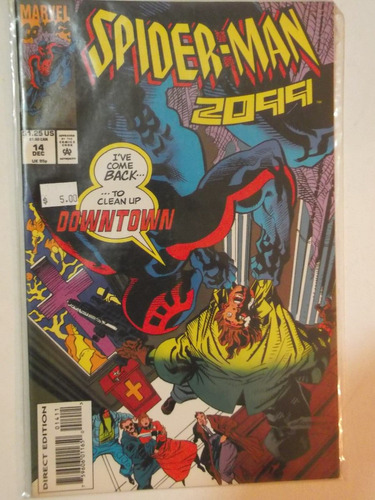 spiderman 2099 n° 14 - marvel