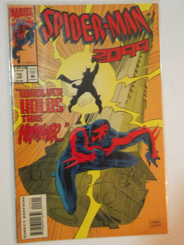 spiderman 2099 n° 15 - marvel