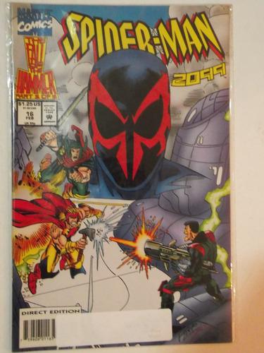 spiderman 2099 n° 16 - marvel