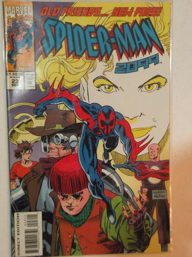 spiderman 2099 n° 23 - marvel
