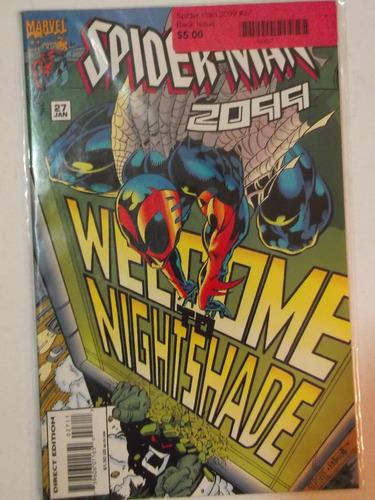 spiderman 2099 n° 27 - marvel