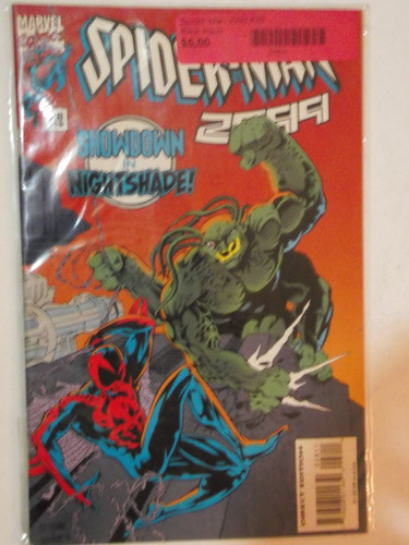 spiderman 2099 n° 28 - marvel