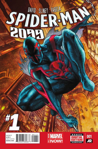 spiderman 2099 vol  2 cómics digital español