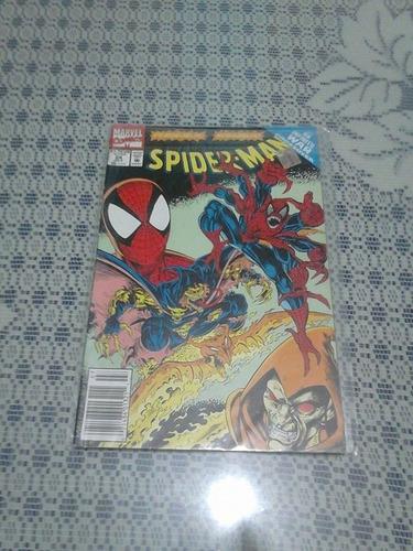 spiderman 24 (ingles) 1992