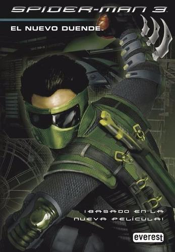 spiderman 3 el nuevo duende (novela)