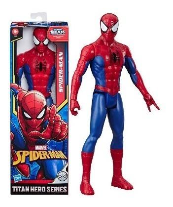 spiderman 30 cm figura titan hero series hasbro e7333 full
