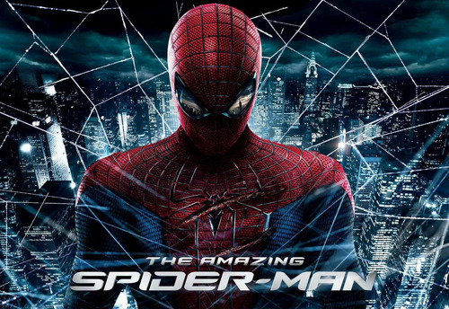 spiderman 4 - hombre araña - muñeco con luz y sonido