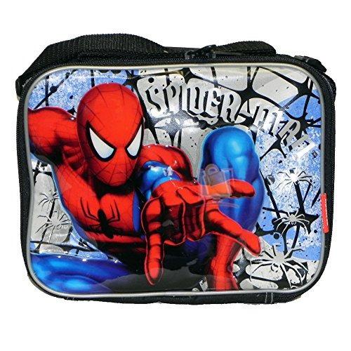 spiderman aislado almuerzo 81103 bolsa