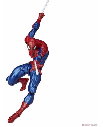 spiderman amazing yamaguchi revoltech - marvel
