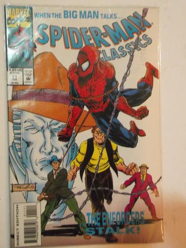 spiderman classics n° 11 - marvel