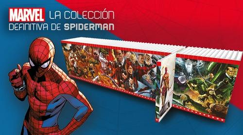 spiderman colección definitiva nº 22 el otro 2 parte l:49