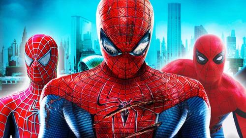 spiderman coming - películas digitales hd- esp latino(promo)