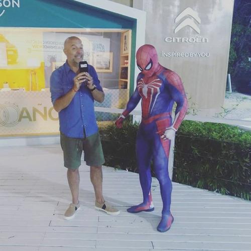spiderman de ballester / hombre araña y + / show, cumpleaños