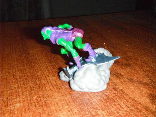 spiderman / duende verde