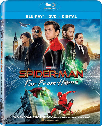 spiderman far from home blu-ray 1080 maxima calidad!