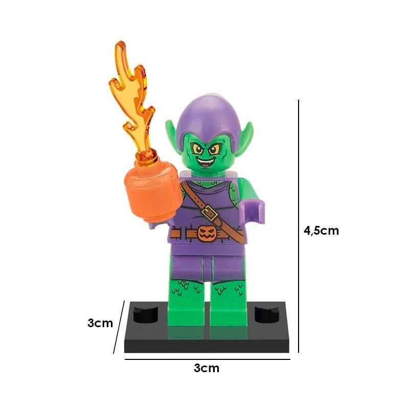 Lego Green Goblin en Mercado Libre México