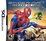 spiderman friend or foe ds