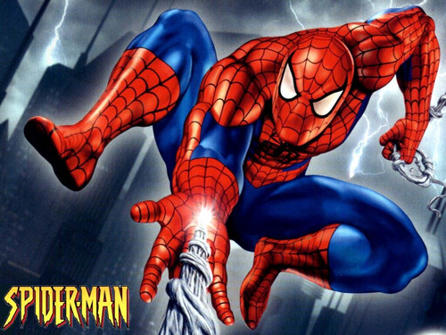 spiderman guantes lanza telarañas - fair play toys