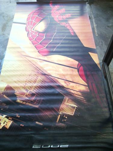 spiderman (hombre araña) para colección, marvel original.