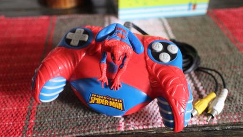 spiderman/ hombre araña - video juegos para tv - -control tv