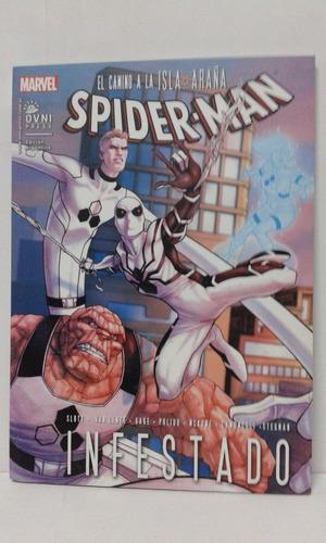 spiderman : infestado.
