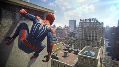 spiderman juego ps4 goty game of the year nuevo y sellado