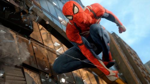 spiderman juego ps4 nuevo sellado en español