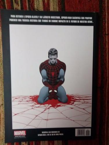 spiderman - la venganza de spider-slayer