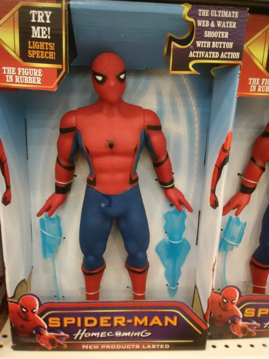Juguete Spiderman NiñosAdvengers Spiderman Para Muñeco n8PO0kXw