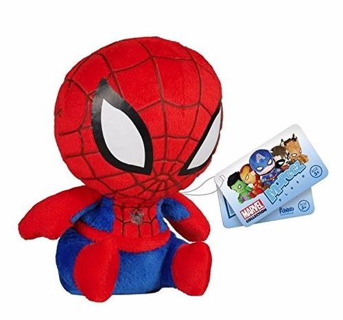 spiderman peluche figura original marvel avengers disponible