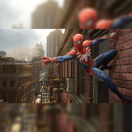 spiderman - playstation 4